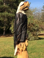 Chainsaw Carvings by Ken