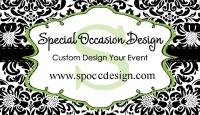 Special Occasion Design